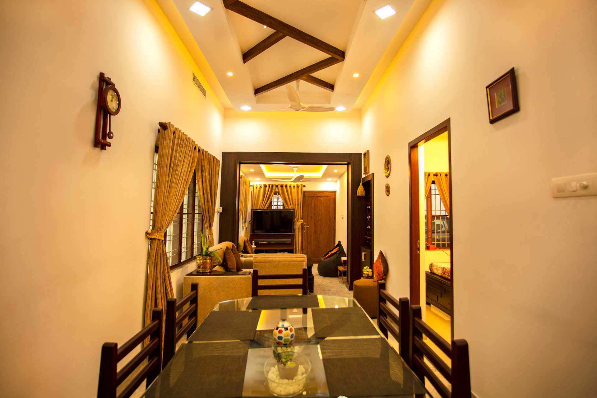 Dining room interior design1