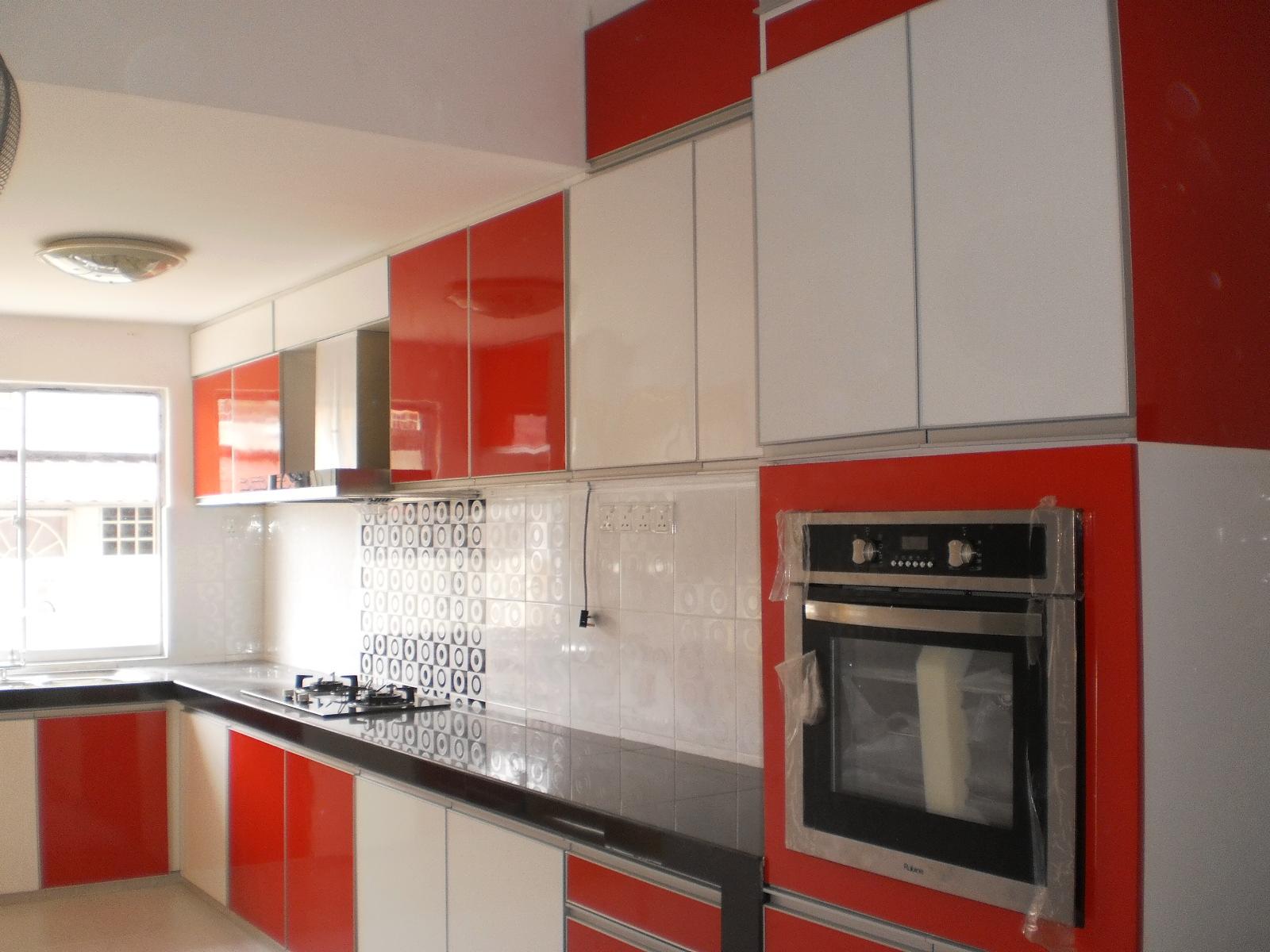 apartment kitchen interior design