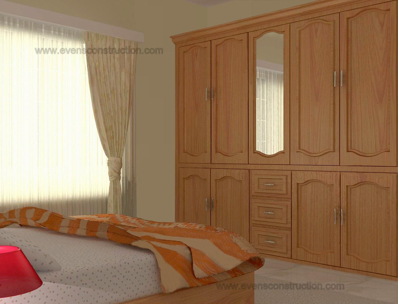 apartment wardrobe interior design